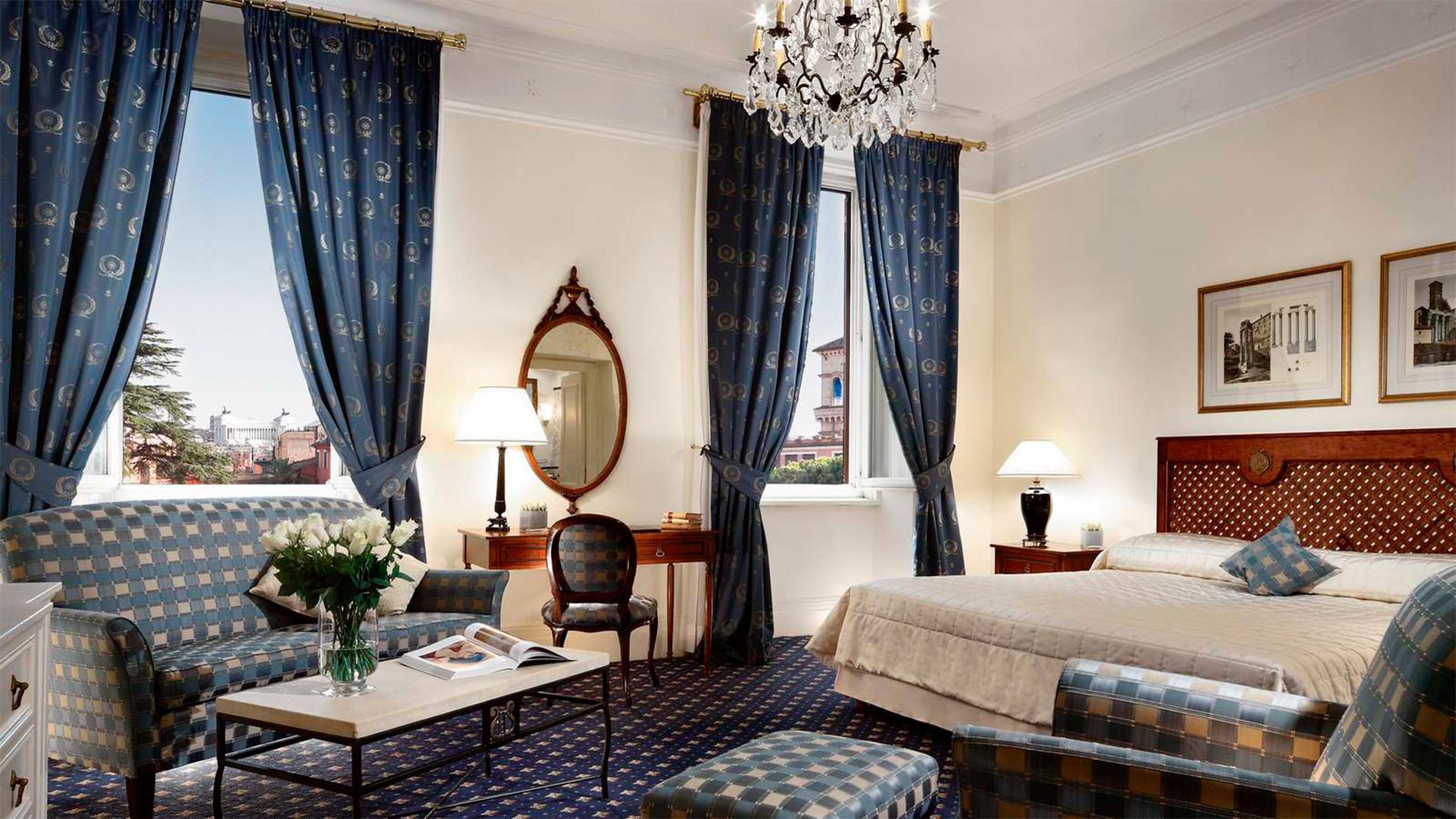 Arredi per hotel arredamenti per alberghi e hotel - Hotel eden en roma ...
